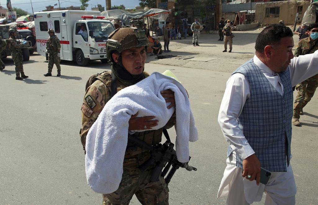 Atak na szpital w Afganistanie