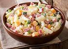 Sałatka z szynką - proste i pyszne smaki
