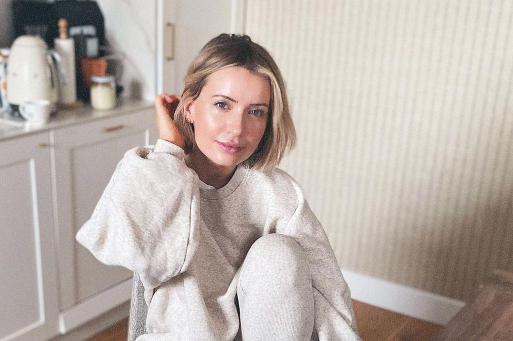 Anna Dec pokazała zdjęcie, na którym była w pierwszym miesiącu ciąży