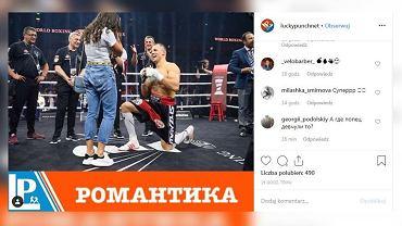 Po walce z Głowackim Briedis ponownie oświadczył się żonie