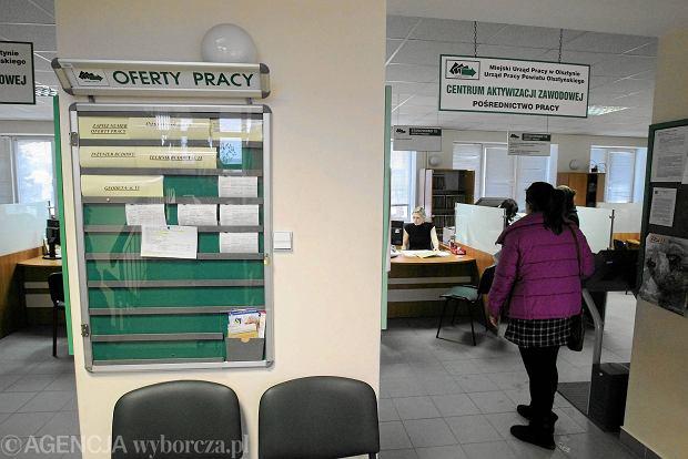 Powiatowy Urząd Pracy w Olsztynie