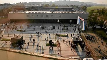 Stadion Cracovia