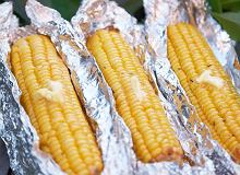 Grillowana kukurydza - ugotuj
