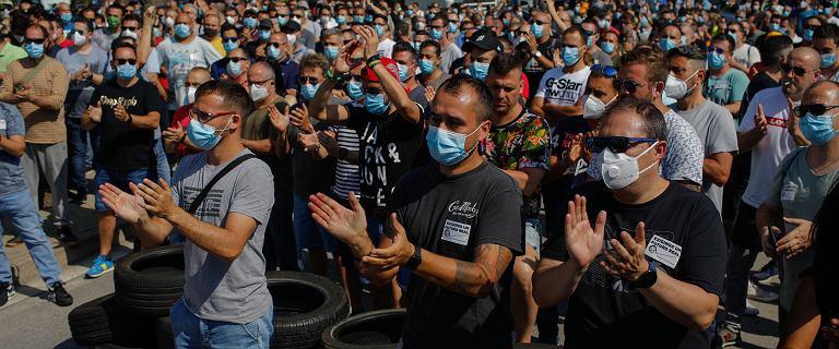 Nissan zamyka fabrykę w Hiszpanii. Pracę stracą tysiące ludzi