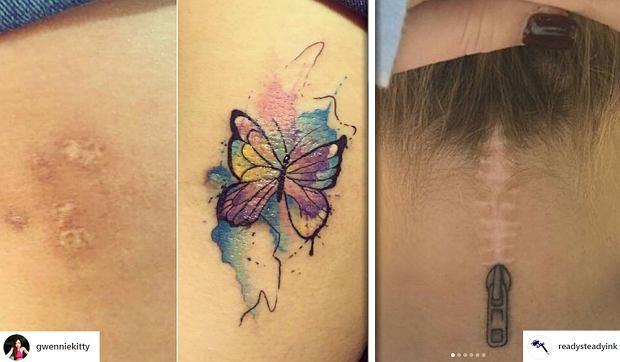 świetne Tatuaże Poradnik Kobiety