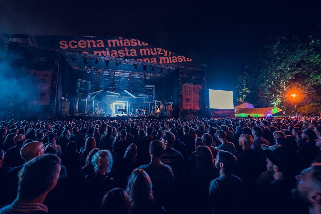 OFF Festival w Katowicach / Radoslaw Kazmierczak