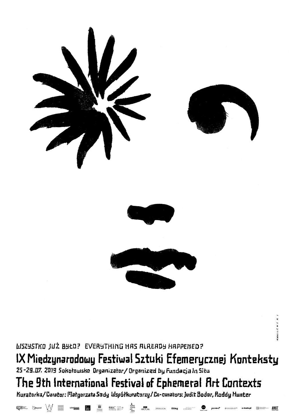 IX Międzynarodowy Festiwal Sztuki Efemerycznej Konteksty