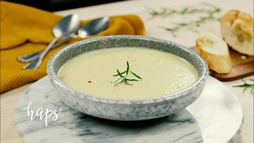 Serowa zupa piwna