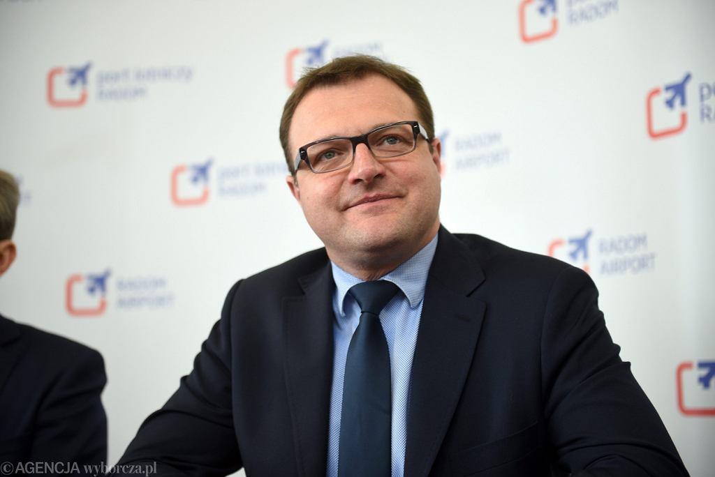 Wybory samorządowe 2018. Prezydent Radomia Radosław Witkowski przedstawił kandydatów do Rady Miejskiej