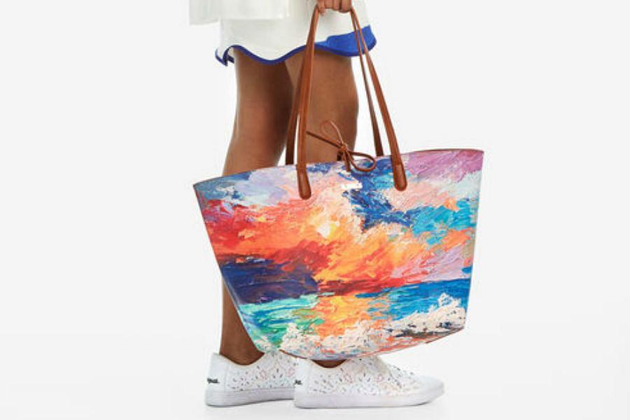 Torebka shopper Desiqual