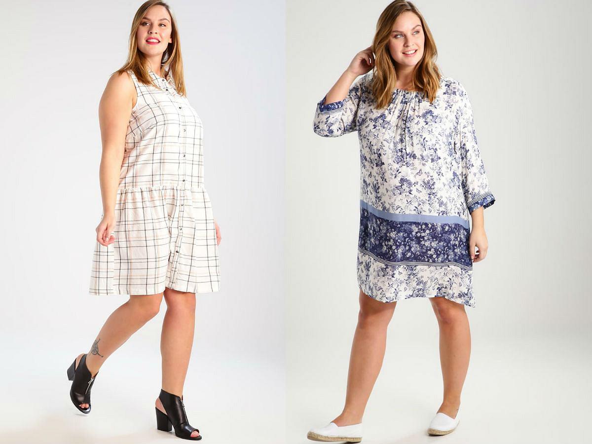 Lekkie Stylizacje Na Upalne Lato Dla Puszystych Moda Plus Size