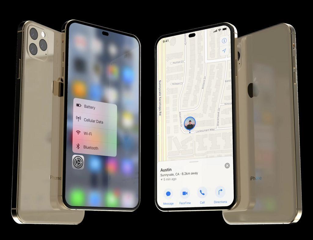 Na takiego iPhone'a jeszcze poczekamy...