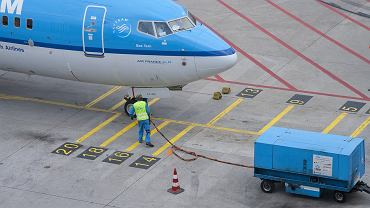 Lotnisko Amsterdam-Schiphol