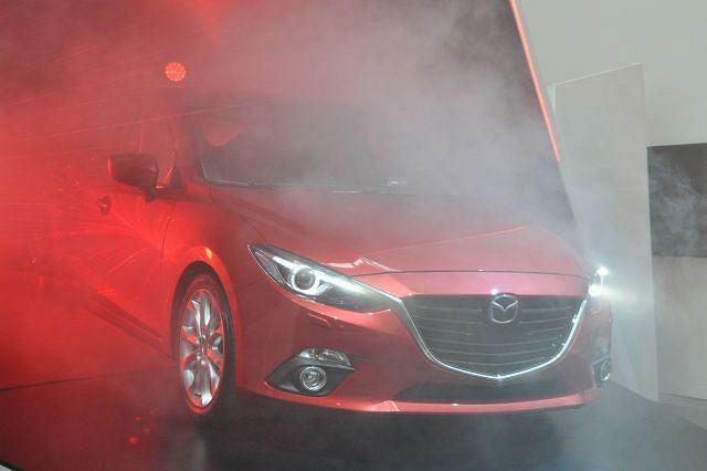 Mazda 3 - prezentacja w Londynie