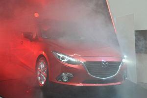 Mazda 3 w Londynie | Prezentacja