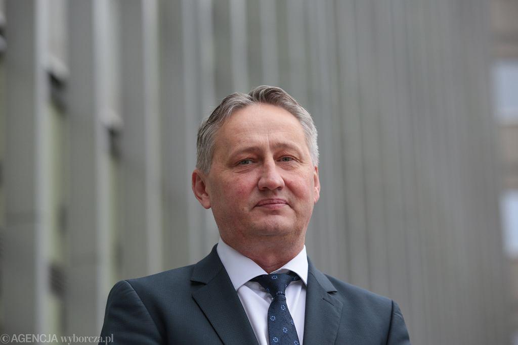 Zbigniew Koniusz, wojewoda świętokrzyski