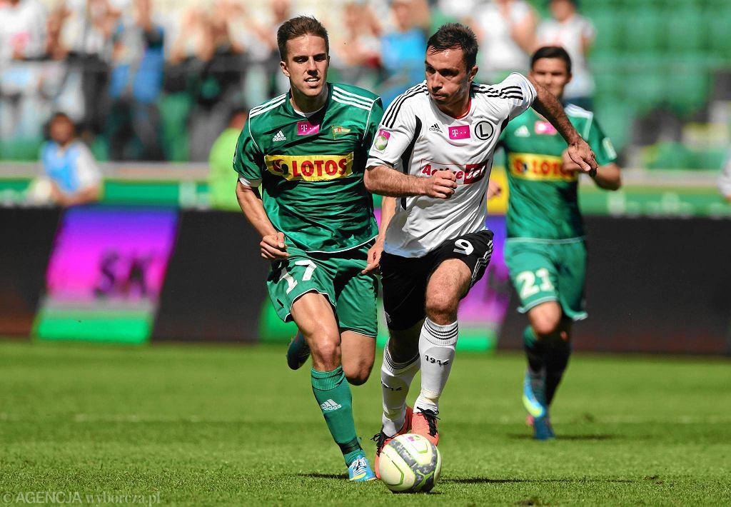 Legia - Lechia 1:0 (sezon 2012/13)