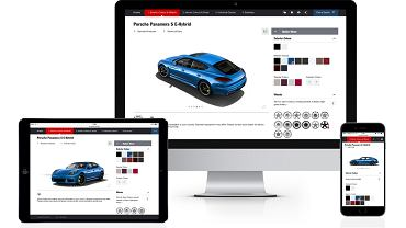 Konfigurator Porsche