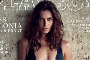 Agata Biernat na okładce 'Playboya'