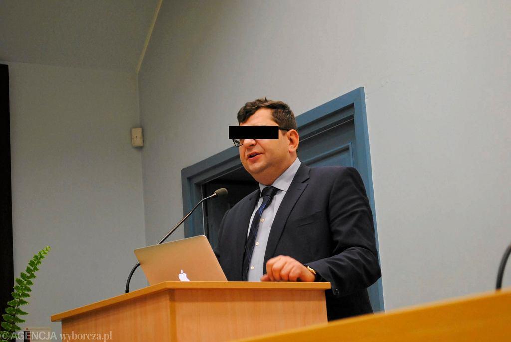 Zbigniew S. zatrzymany. Grozi mu 10 lat pozbawienia wolności