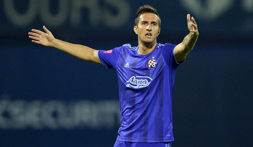 Mario Gavranović, Dinamo Zagrzeb. Źródło: Twitter