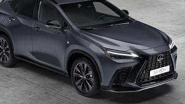 Lexus NX - druga generacja