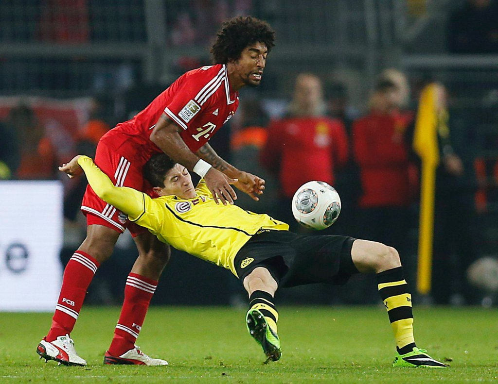 Borussia - Bayern 0:3