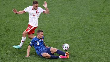 Haraslin chwali się, jak rozszyfrował taktykę reprezentacji Polski. To aż tak proste?!