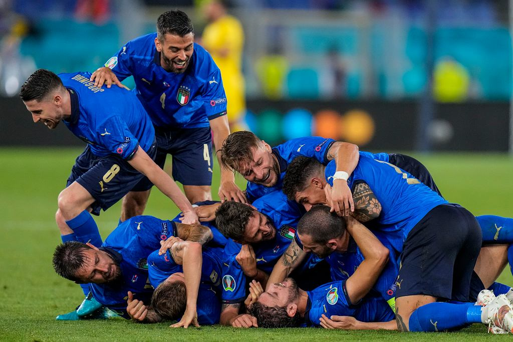Italy Switzerland Euro 2020 Soccer