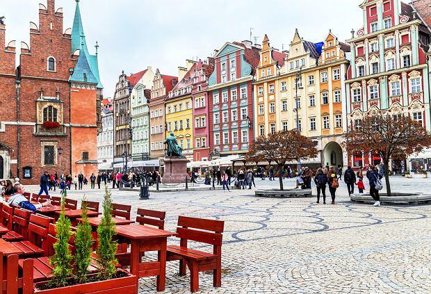 Wrocław wyróżniony przez CNN. Znalazł się na liście europejskich miast, które trzeba odwiedzić