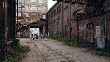 Spacer szlakiem kobiet po Stoczni Gdańskiej