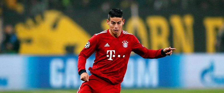 Przyszłość Jamesa w Bayernie została rozstrzygnięta?