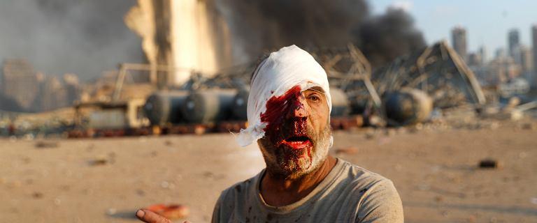 """Po wybuchu w Bejrucie. Rośnie liczba ofiar śmiertelnych. """"Potworne zniszczenia"""""""