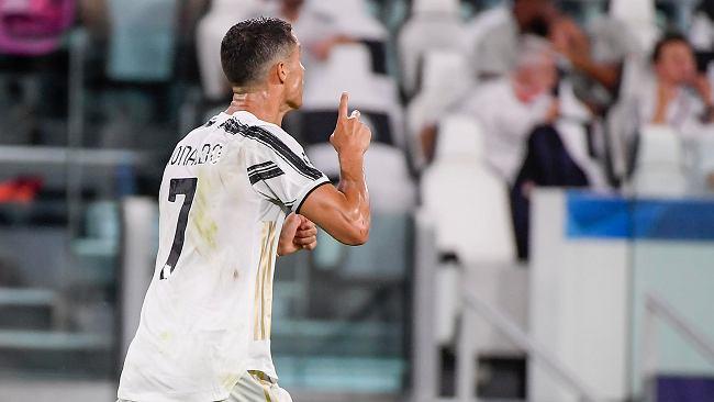 Sensacja w Turynie! Dwa gole Cristiano Ronaldo to było za mało!