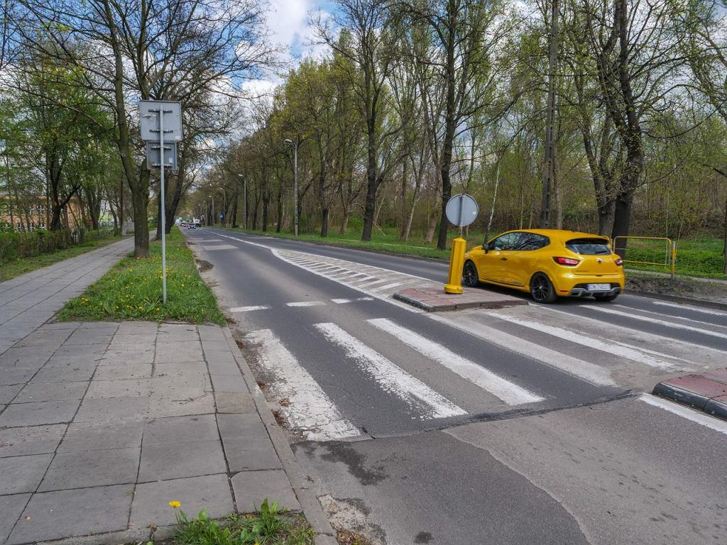 Firma z Gliwic przebuduję 600 metrowy odcinek ul. Mikołajczyka w Sosnowcu