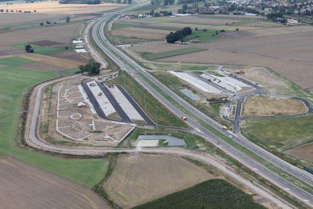Otwarto nowy odcinek drogi S5 w Wielkopolsce