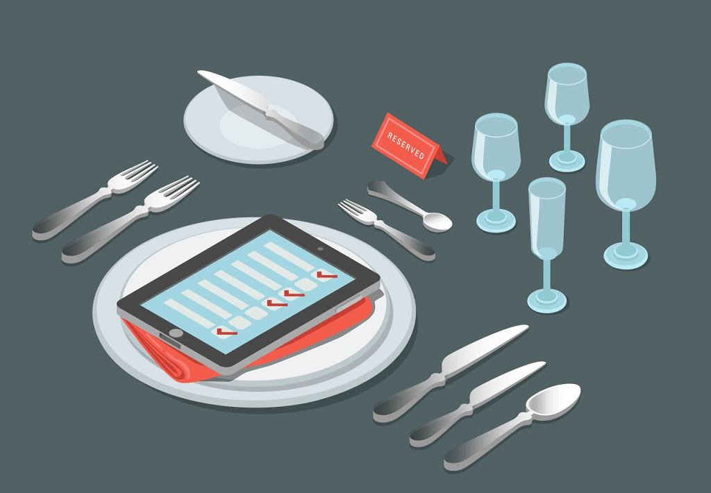 Gdzie kłaść telefon na stole?