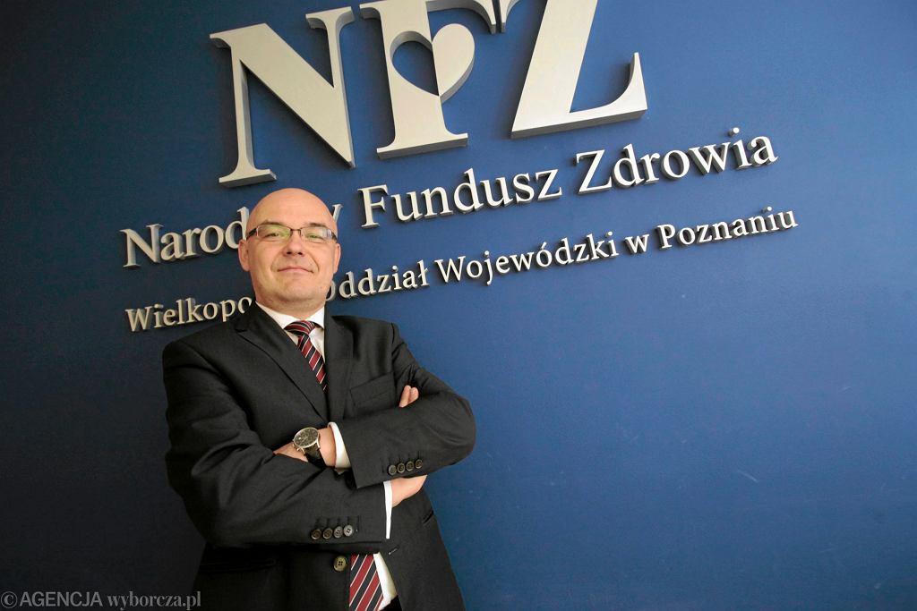 Filip Nowak to nowy p.o. prezesa Narodowego Funduszu Zdrowia