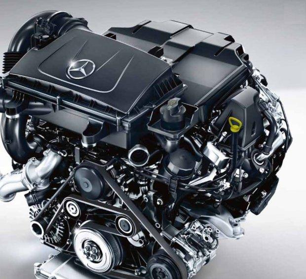 Mercedes klasa V silnik