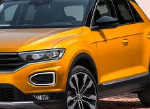 T-Roc czy T-Cross? Którego crossovera Volkswagena wybrać?