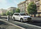 Hybryda typu plug-in w cenie auta benzynowego. Mitsubishi wprowadza nietypową promocję