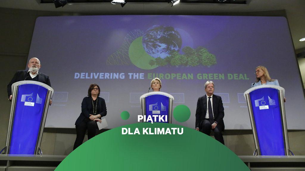 Komisja Europejska przedstawiła pakiet Fit for 55.