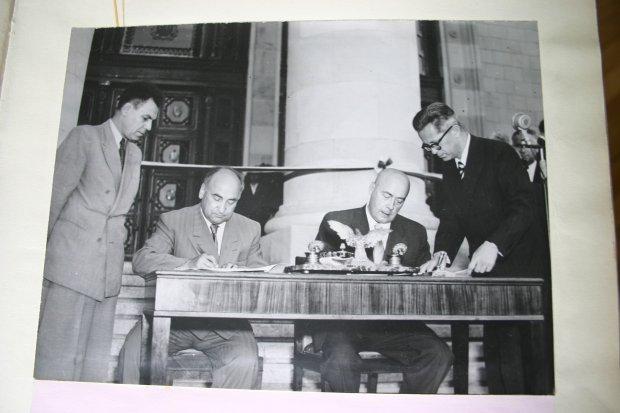 Uroczyste otwarcie PKiN 1955r. Zdjęcia z kroniki PKiN