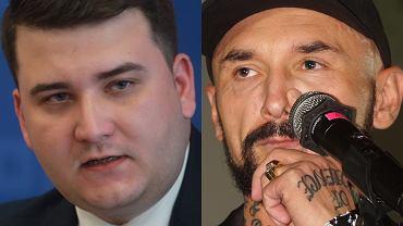 Bartłomiej Misiewicz, Patryk Vega