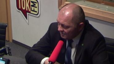 """Min. Marek Sawicki w """"Poranku Radia TOK FM"""""""