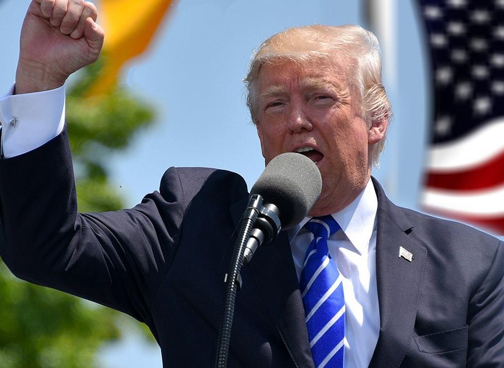 Donald Trump nakłada kolejne cła