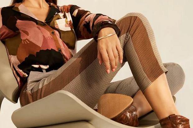 Spodnie damskie na jesień