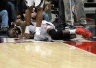 Play-off NBA naznaczone kontuzjami [ZDJĘCIA, WIDEO]