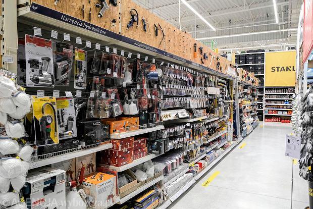 Zdjęcie numer 41 w galerii - Nowy rzeszowski hipermarket Leroy Merlin otwarty od czwartku. 13 działów, 36 tys. produktów [ZDJĘCIA]