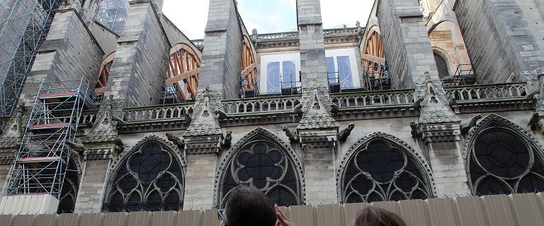 Powstanie serial o pożarze katedry Notre Dame.
